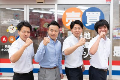 長崎駅前店 令和新チーム!