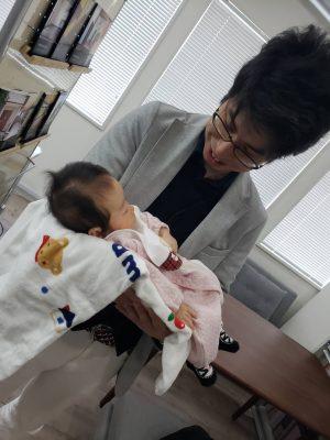 浦井くんの赤ちゃんがやってきた