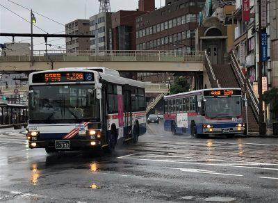 長崎市はバス利用が多い!?「長崎市のバスの乗り方-Vol.1」