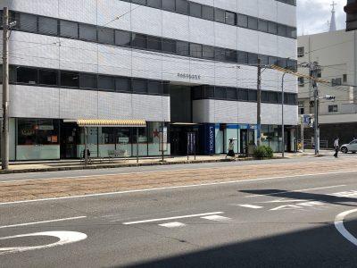 長崎駅前東口(ローソン前)